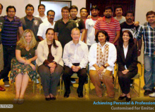 Achieving Personal & Professional Excellence for Emitac-Dubai