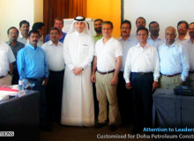 Attention to Leadership Workshop, Doha-Qatar
