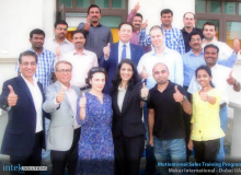 Motivational Sales Training Program for Mekar International - UAE