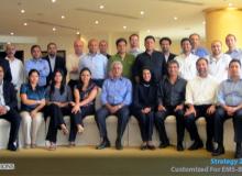 Strategy 2011 Workshop for EMS-Blackberry, UAE