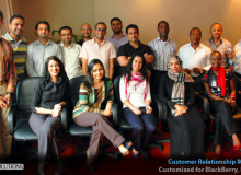 Customer Relationship Management for EMS - Dubai, UAE