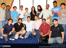 Development Reflections for EMS-BlackBerry, Dubai - UAE