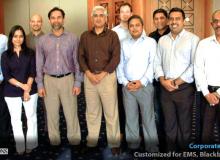 Corporate Leadership Program for EMS Blackberry, Dubai - UAE