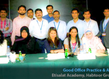 Good Office Practice & Administration for Etisalat Academy, Habtoor Group, Adventi & UBL - UAE