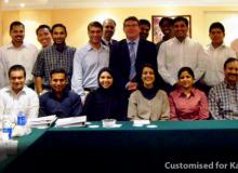 Leadership Training for Kanoo Travels, Dubai - UAE