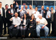 Leadership Development Training for Veolia Water, Dubai - UAE