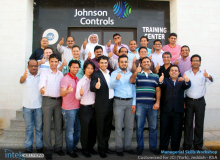 Managerial Training for JCI - KSA