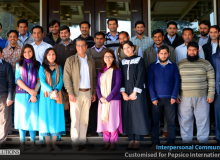 Interpersonal Communication Skills for Pepsico - Pakistan