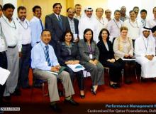 Performance Management Workshop for Qatar Foundation, Doha - Qatar