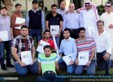 Personal & Professional Excellence for Veolia Water - KSA