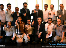 Personal & Professional Excellence for Veolia Water - Riyadh, KSA