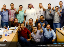 Sales Excellence Workshop for ISAM - KSA