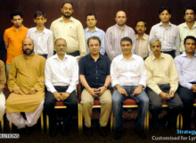 Strategy Management Workshop for Lyra Shoes - Pakistan