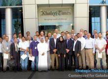 Strategic Thinking & Planning Workshop - Galadari Group - UAE