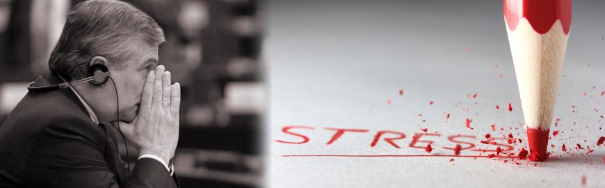 Five steps for stress management