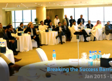 Breaking the Success Barrier - A UBL Strategy Workshop