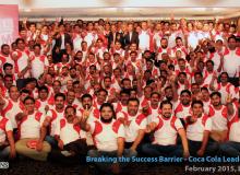 Breaking the Success Barrier - Coca Cola Leadership Workshop