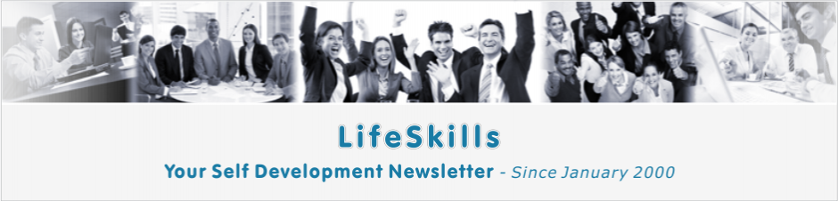 LifeSkills - Your Self Development Newsletter