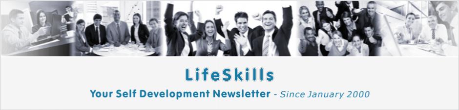 LifeSkills - Your Self Development Newsletter