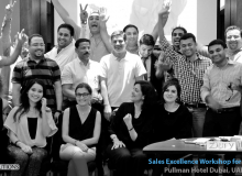 Sales Excellence Workshop - Customized for Veolia Water - Dubai, UAE