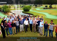 Sales Excellence Worskhop - Dpont Pioneer
