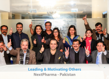 Leading & Motivating Others