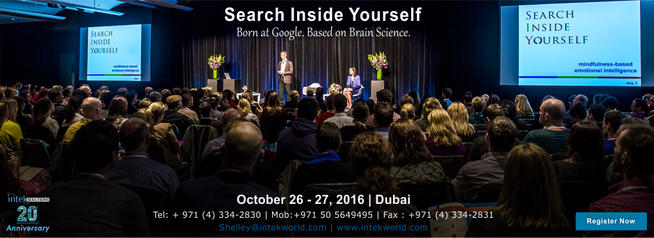 Search Inside Yourself in Dubai by Intek