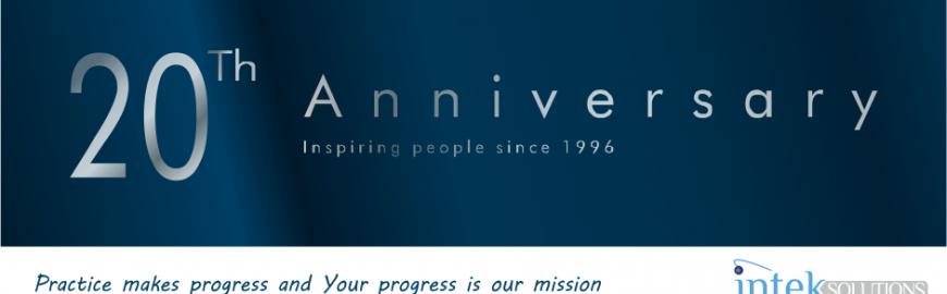 Intek 20th Anniversary