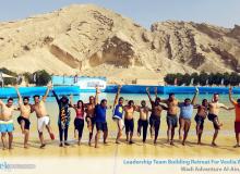 Leadership Team Building Retreat For Veolia Water