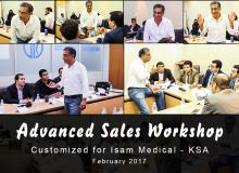 Advanced Sales Workshop