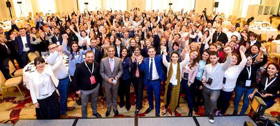 IBF sales Conference in Tbilisi, Georgia 2017